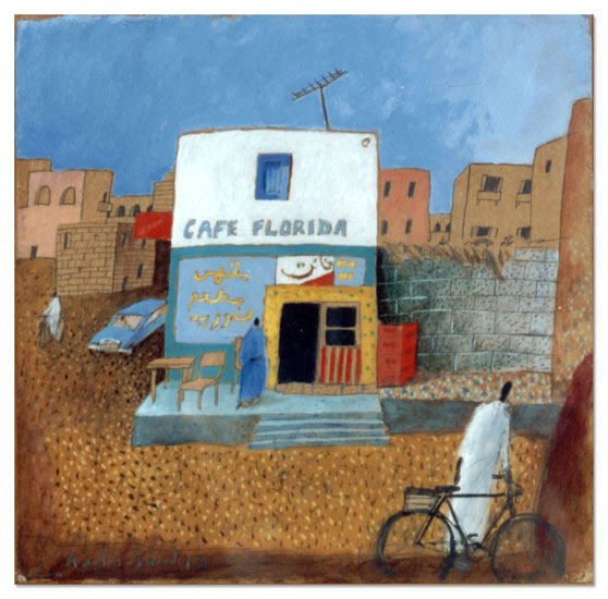 Cafe Florida, Morocco